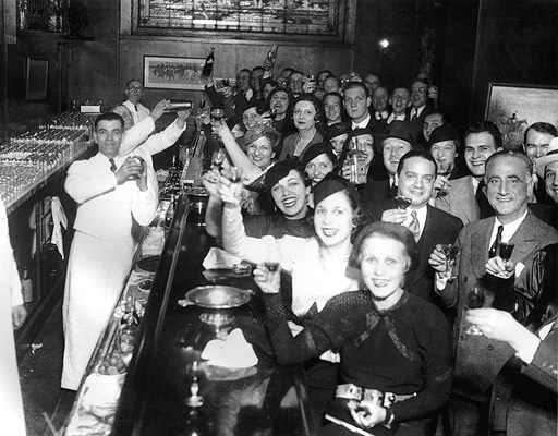 the impact of the prohibition laws in the united states 5, 1933: prohibition comes to an end in the united states  bodies free from the  undermining effects of alcohol would be generally realized.